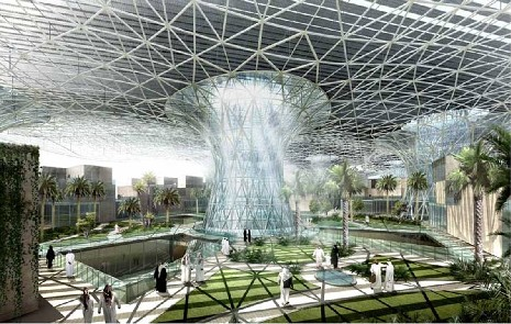 Masdar Abu Dhabi he United Arab Emirates | World Architecture