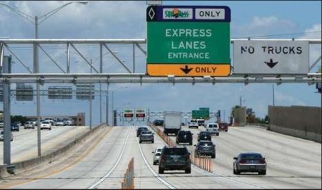 HOT revenue lanes
