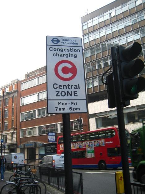 congestio charging london