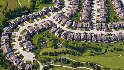 sprawled cities