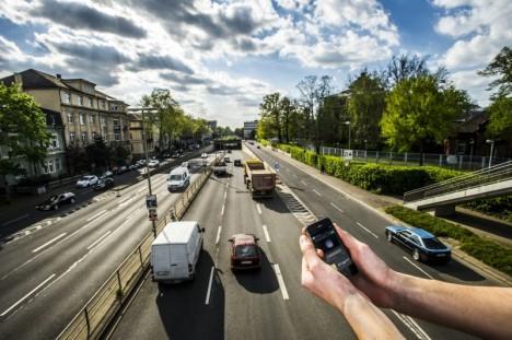 smart phone dust sensor