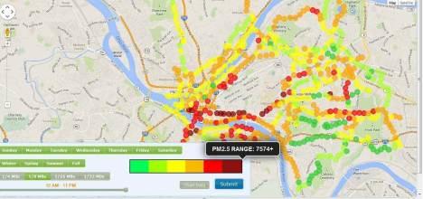 pittsburg pollution