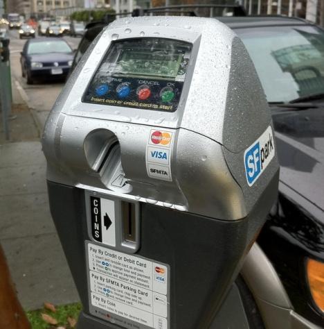 SF parking meter