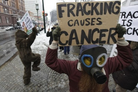 fracking cancer