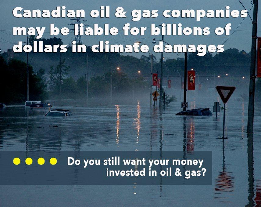 cdn oil and gas liable