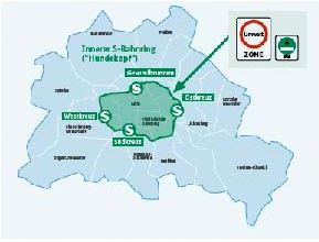 low emission zones berlin